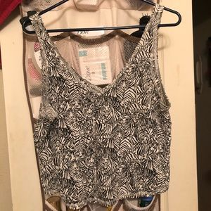 An Urban Outfitters tank top